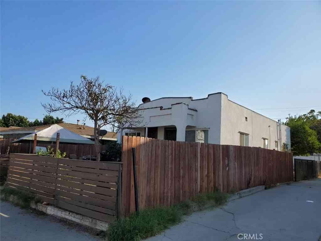 1364 E 20th Street, Los Angeles, CA, 90011,