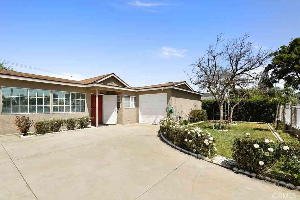 343 Millbury Avenue, La Puente, CA, 91746,