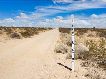 63212219 Desert Lily St., Joshua Tree, CA, 92252,