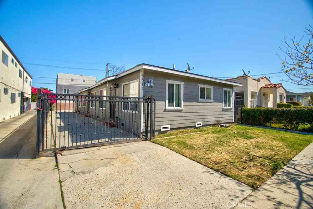 5513 Homeside Avenue, Los Angeles, CA, 90016,