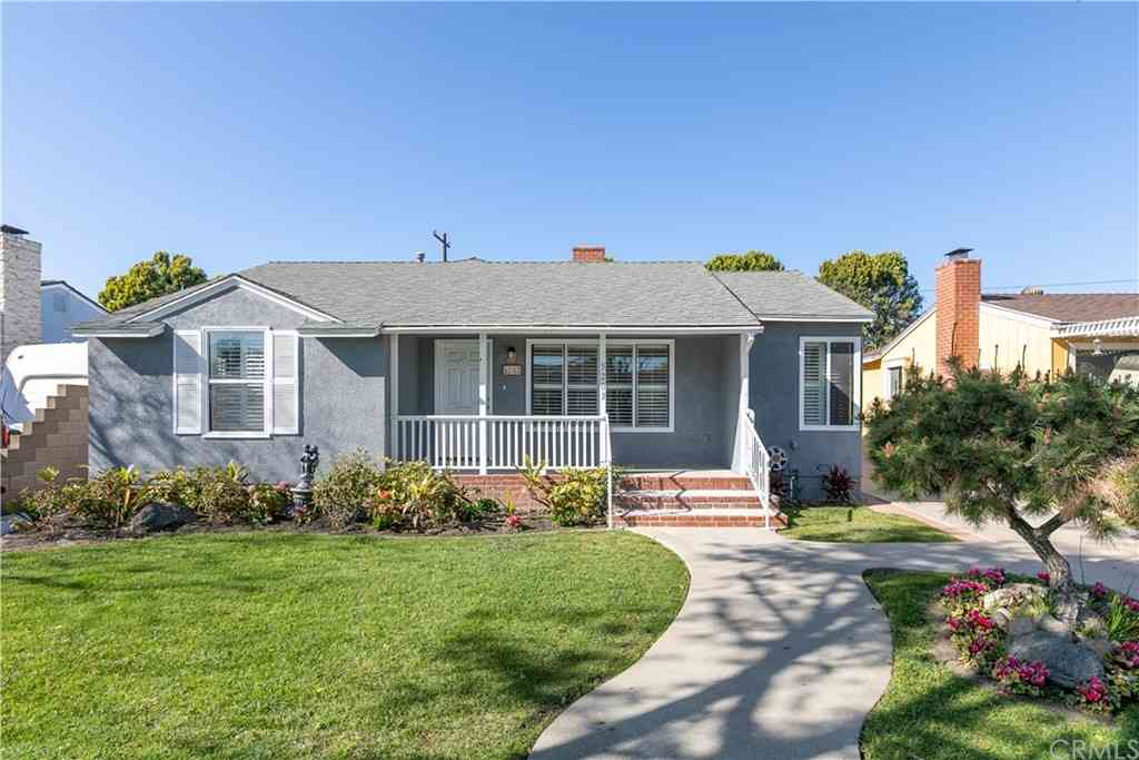 5203 E Harco Street, Long Beach, CA, 90808,