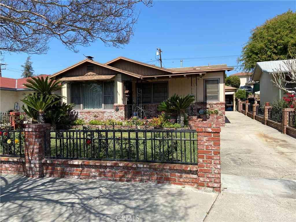 315 E Norwood Place, San Gabriel, CA, 91776,