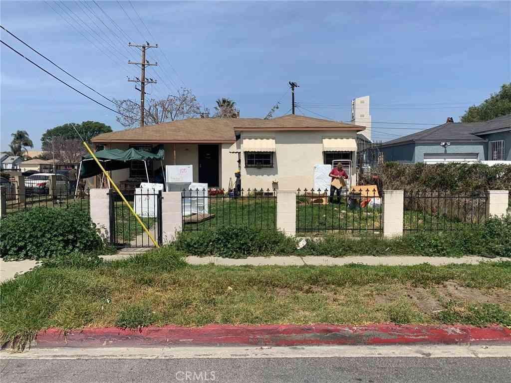 757 W 131st Street, Compton, CA, 90222,