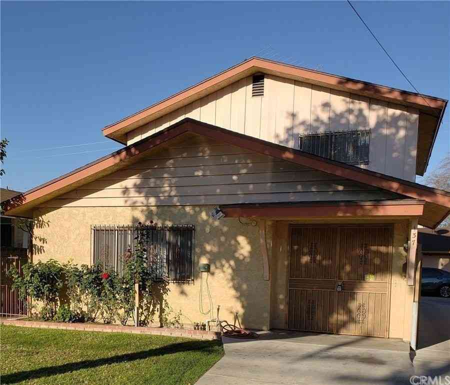 137 S 5th Street, Montebello, CA, 90640,