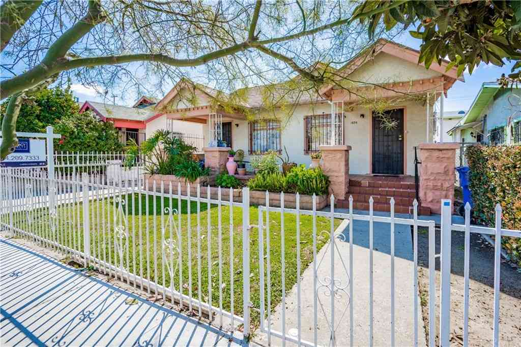 1622 Exposition Boulevard, Los Angeles, CA, 90018,