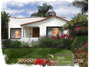 3515 Myrtle Avenue, Long Beach, CA, 90807,