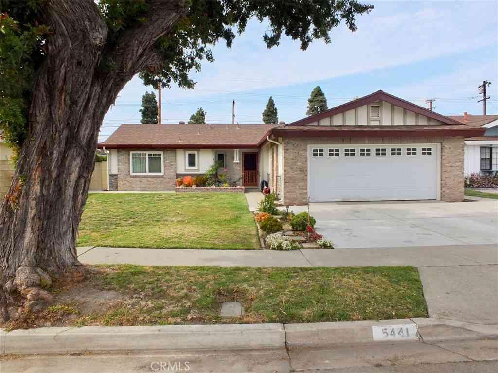 5441 Trinette Avenue, Garden Grove, CA, 92845,