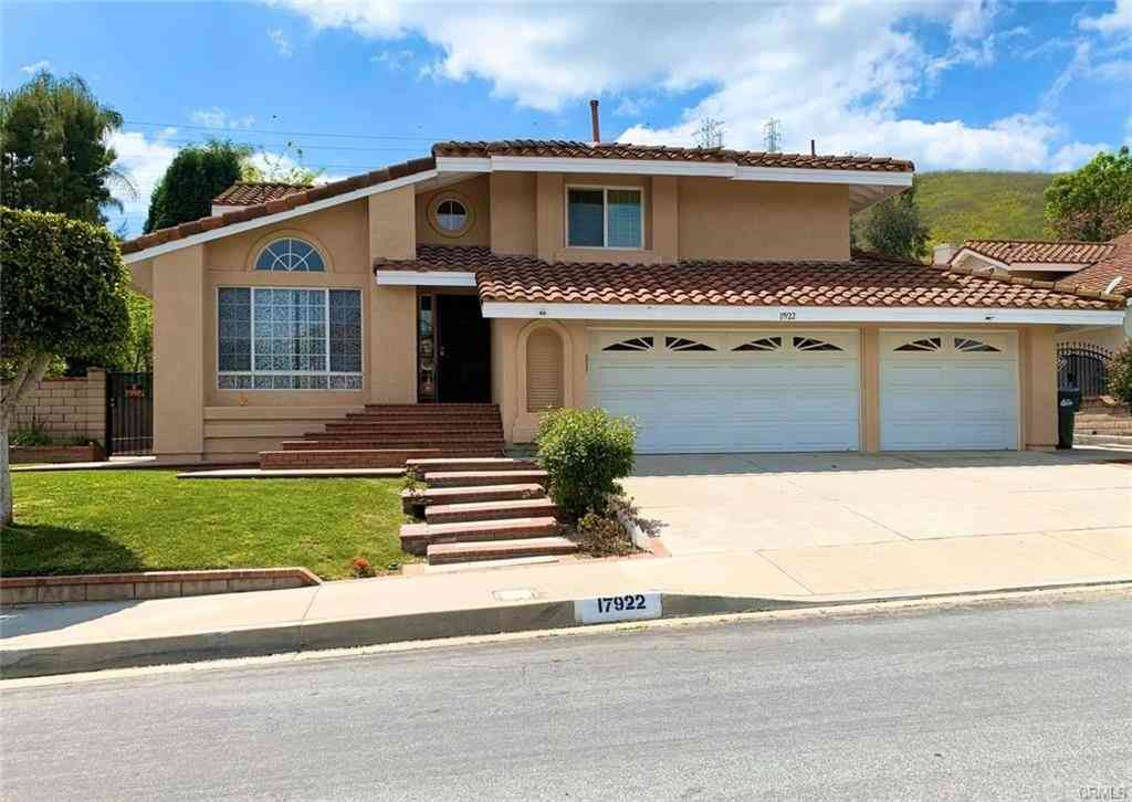 17922 Scarecrow Place, Rowland Heights, CA, 91748,
