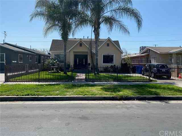 1246 West 59th Place, Los Angeles, CA, 90044,