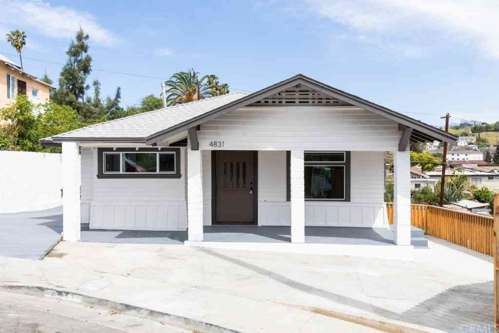 4831 Hillsdale Drive, Los Angeles, CA, 90032,