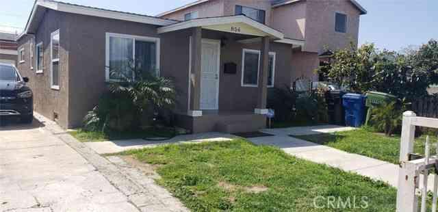 856 East 112th Street, Los Angeles, CA, 90059,