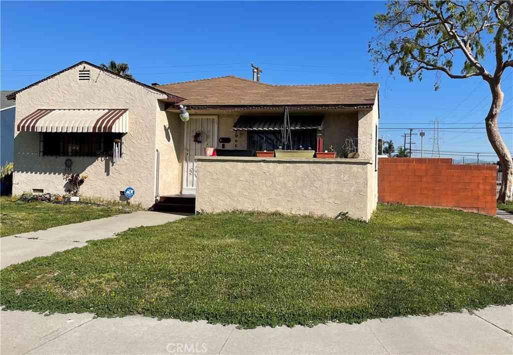 649 E 136th Street, Los Angeles, CA, 90059,