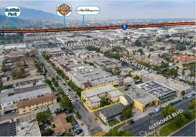 1063 Justin Avenue, Glendale, CA, 91201,
