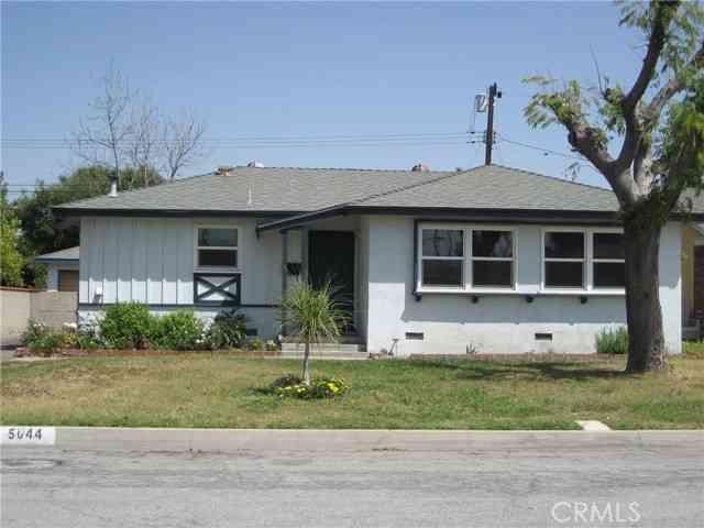5044 Persimmon Avenue, Temple City, CA, 91780,