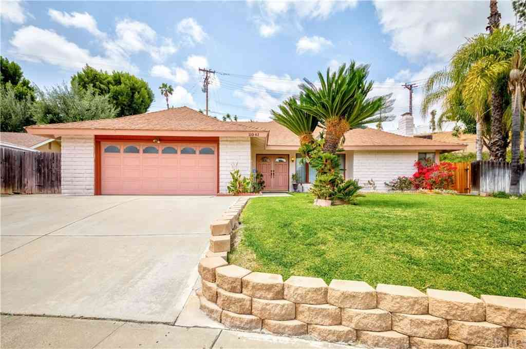 2041 Via Mirada, Fullerton, CA, 92833,