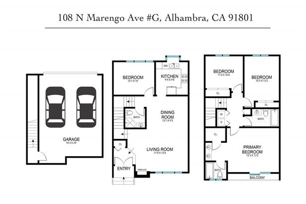 108 N Marengo Avenue #G
