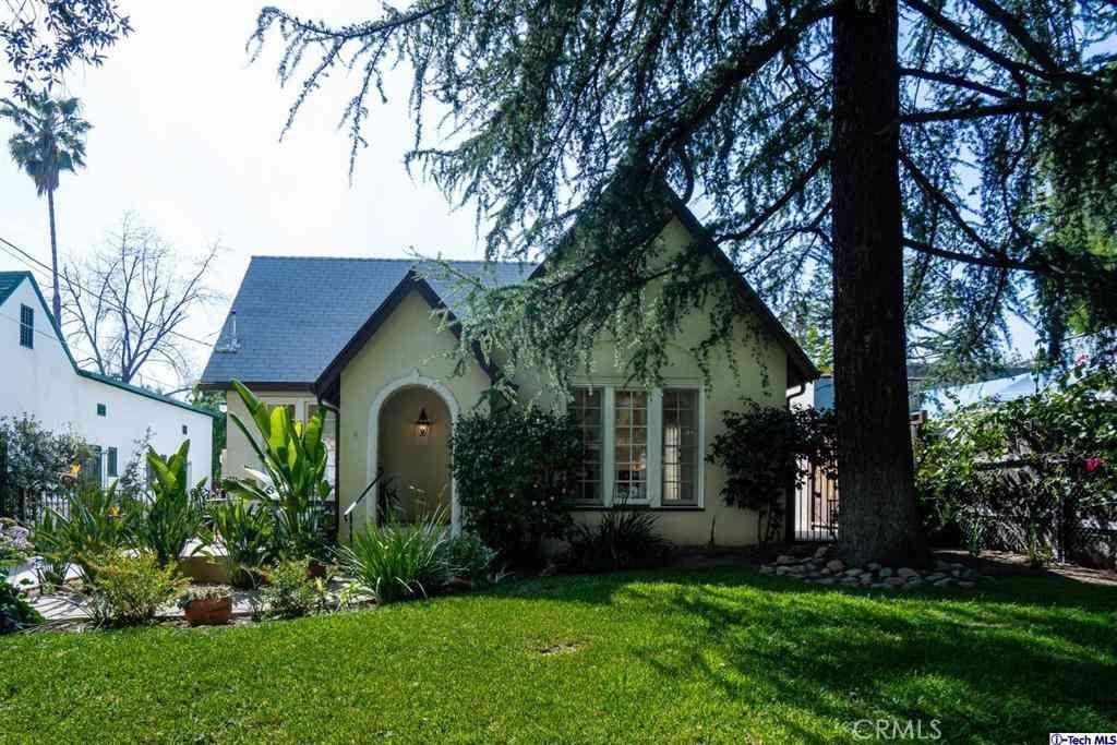 1567 N Mar Vista Avenue, Pasadena, CA, 91104,