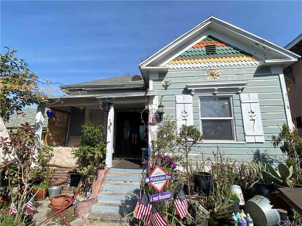 1661 E 33rd Street, Los Angeles, CA, 90011,
