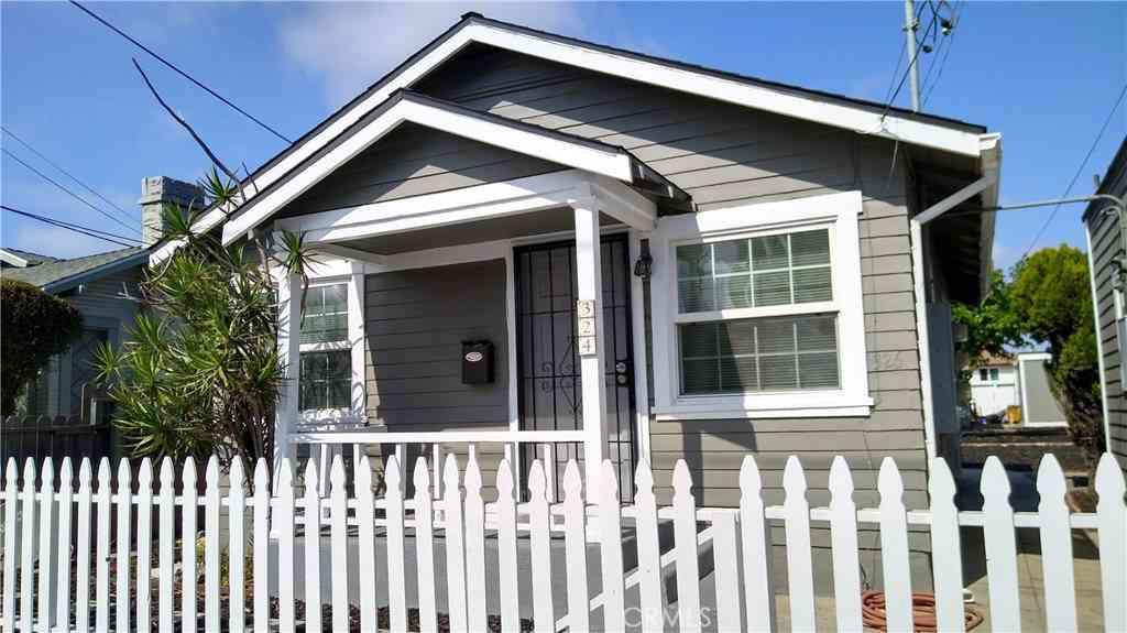 324 W 15th Street, San Pedro, CA, 90731,