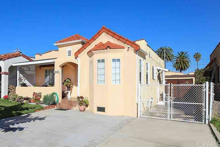 1445 91st Place, Los Angeles, CA, 90047,