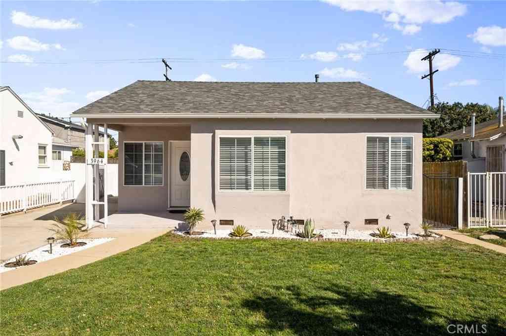3964 Mclaughlin Avenue, Los Angeles, CA, 90066,