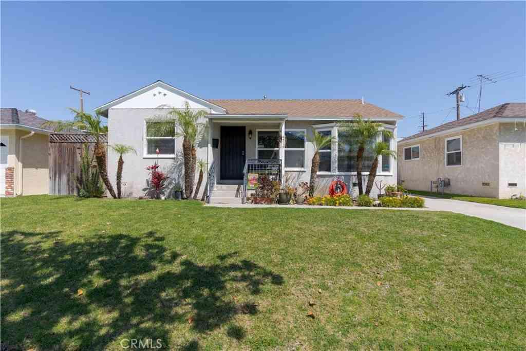 4714 Albury Avenue, Lakewood, CA, 90713,