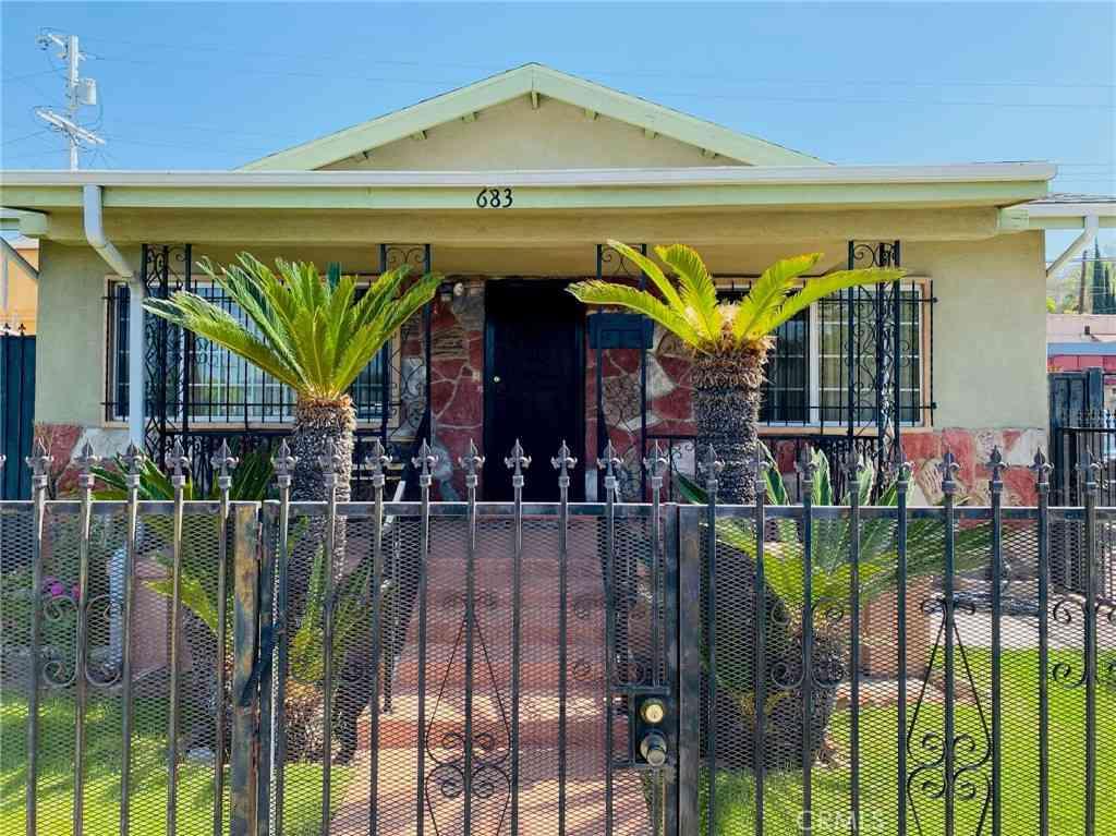 683 Cypress Avenue, Los Angeles, CA, 90065,