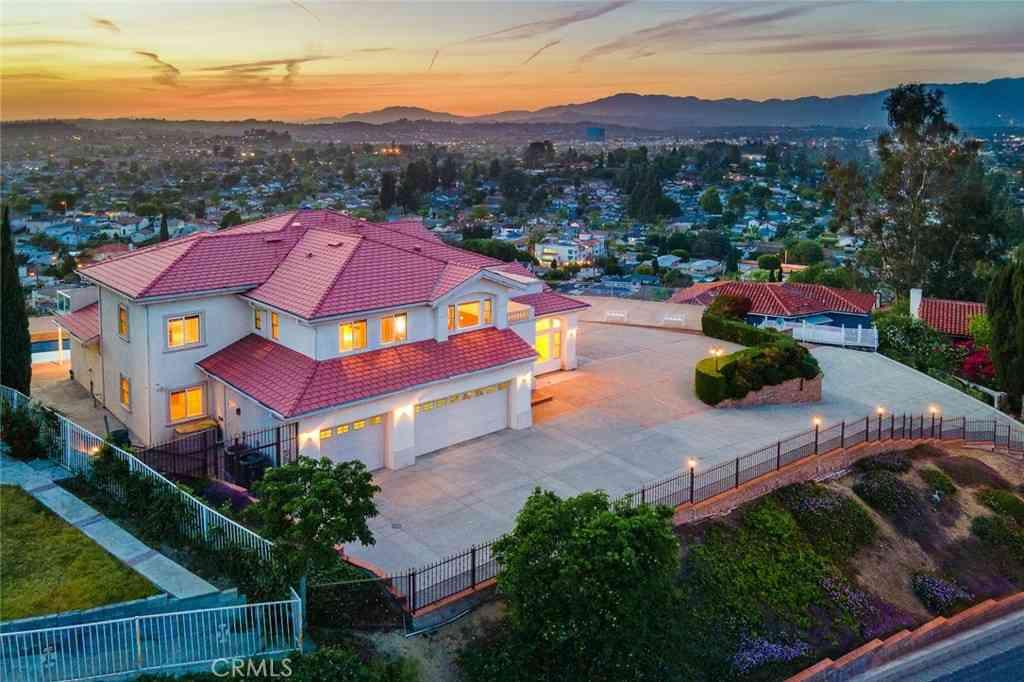 321 Montechico Drive, Monterey Park, CA, 91754,