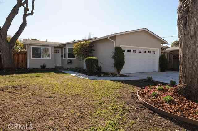 414 North Fernwood Circle, Sunnyvale, CA, 94085,