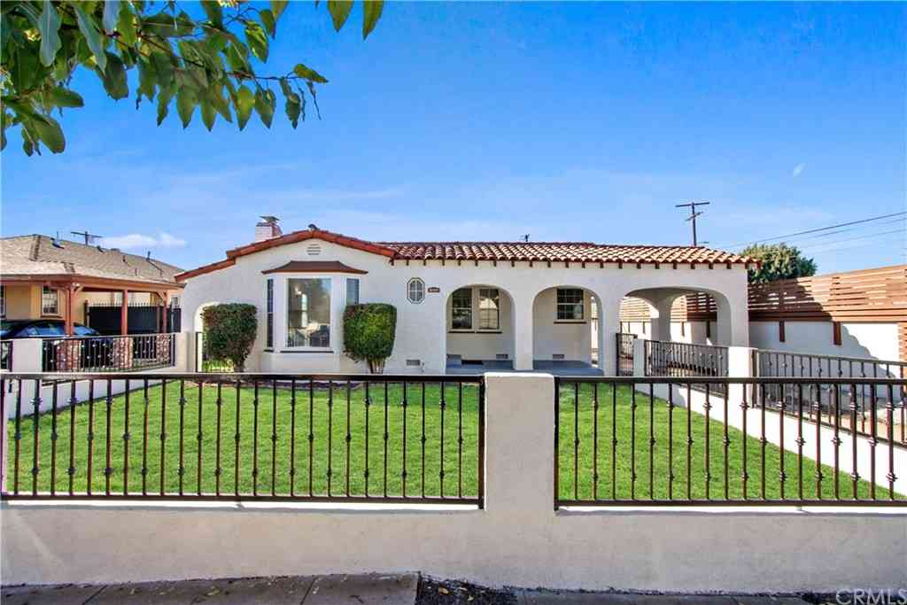 10007 S Harvard Boulevard, Los Angeles, CA, 90047,