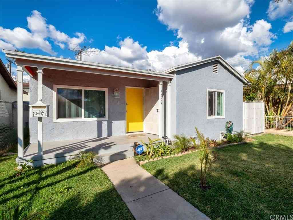 3651 E 54th Street, Maywood, CA, 90270,