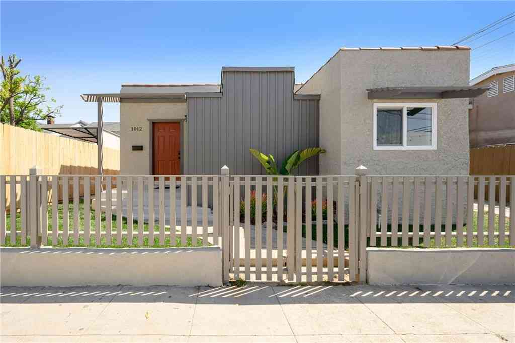 1012 Gardenia Avenue, Long Beach, CA, 90813,