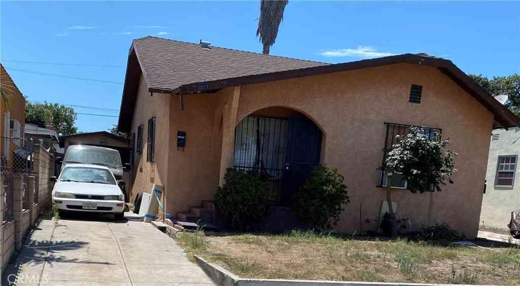 6817 Newell Street, Huntington Park, CA, 90255,