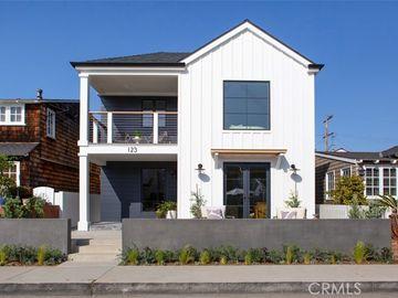 123 Coral, Newport Beach, CA, 92662,