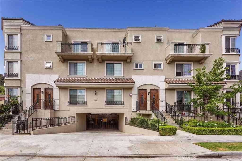 3501 Tilden Avenue #10, Los Angeles, CA, 90034,