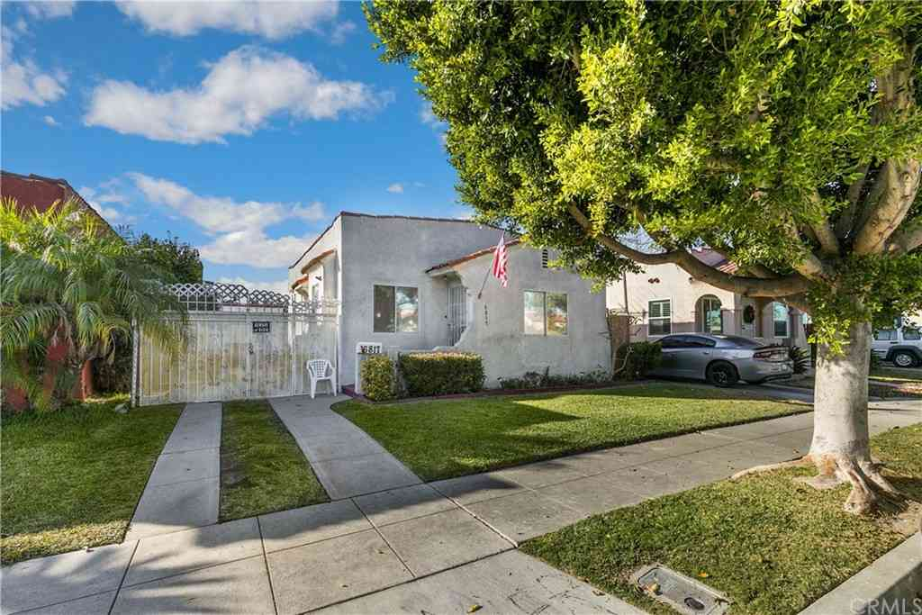 6817 Lemon Avenue, Long Beach, CA, 90805,