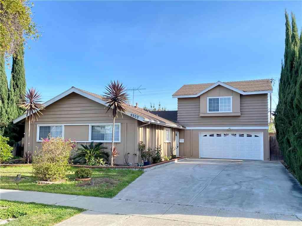 9200 Gardenia Avenue, Fountain Valley, CA, 92708,