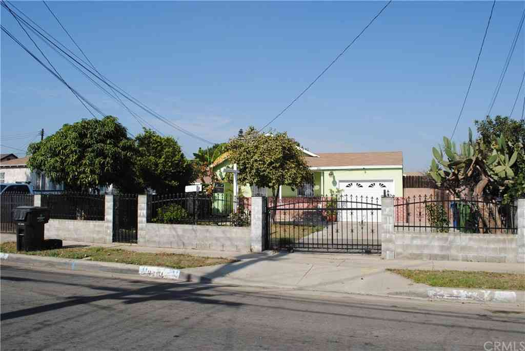 3729 W 110th Street, Inglewood, CA, 90303,
