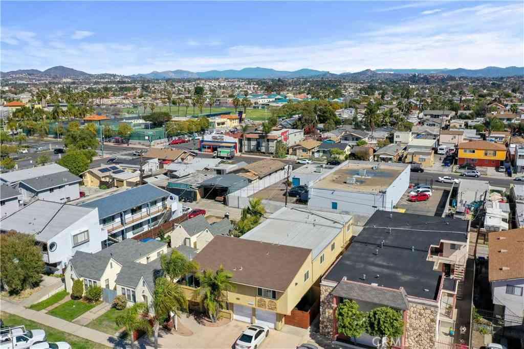 3661 43rd Street #4, San Diego, CA, 92105,