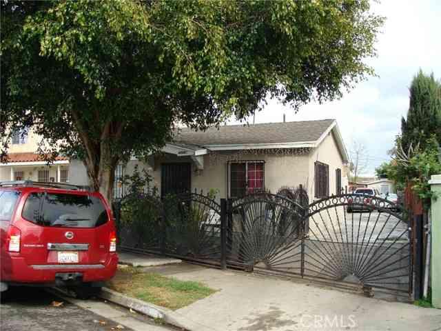 4216 San Pedro Place, Los Angeles, CA, 90011,