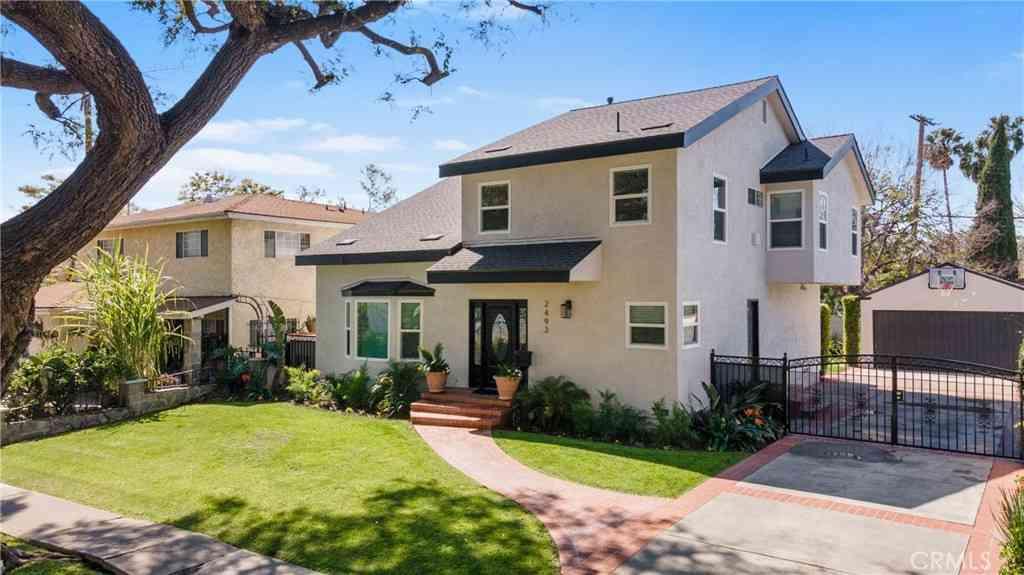 2493 Colby Avenue, Los Angeles, CA, 90064,