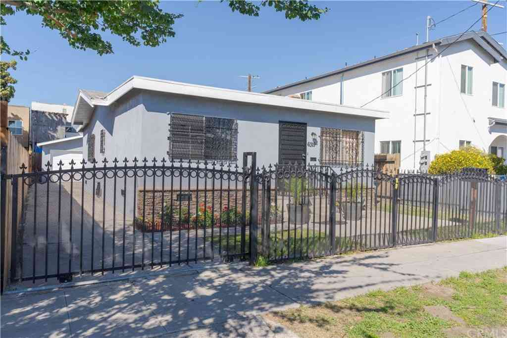 6319 S Hoover Street, Los Angeles, CA, 90044,