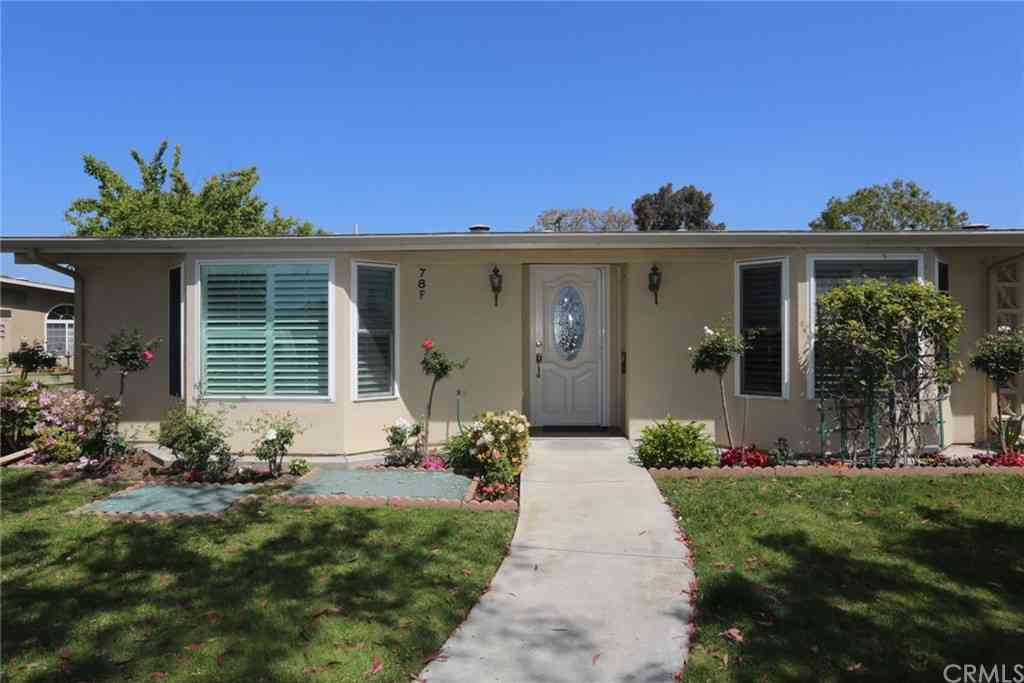 1660 Glenview Road #78F, Seal Beach, CA, 90740,