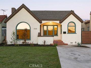 7306 South Halldale Avenue, Los Angeles, CA, 90047,