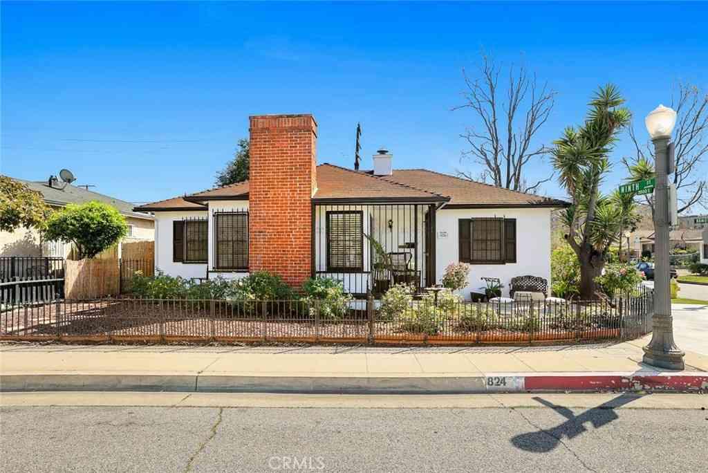 824 W Ramona Road, Alhambra, CA, 91803,