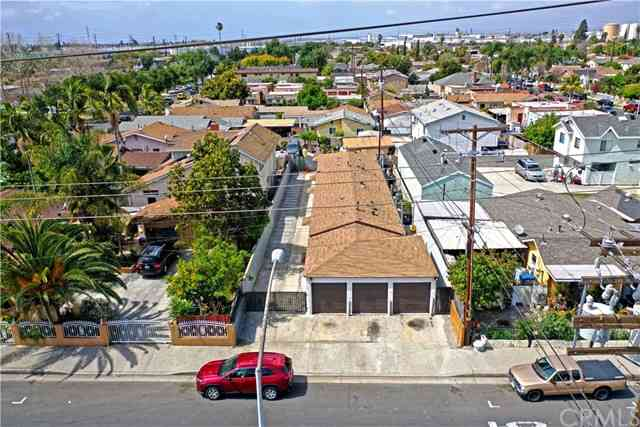 5517 Loma Vista Avenue, Maywood, CA, 90270,