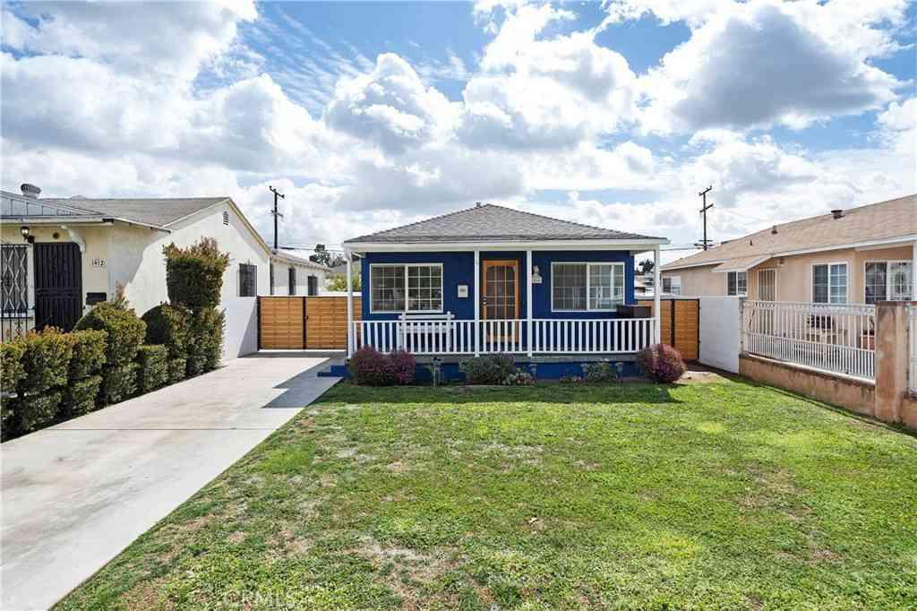 1416 Milton Avenue, Alhambra, CA, 91803,