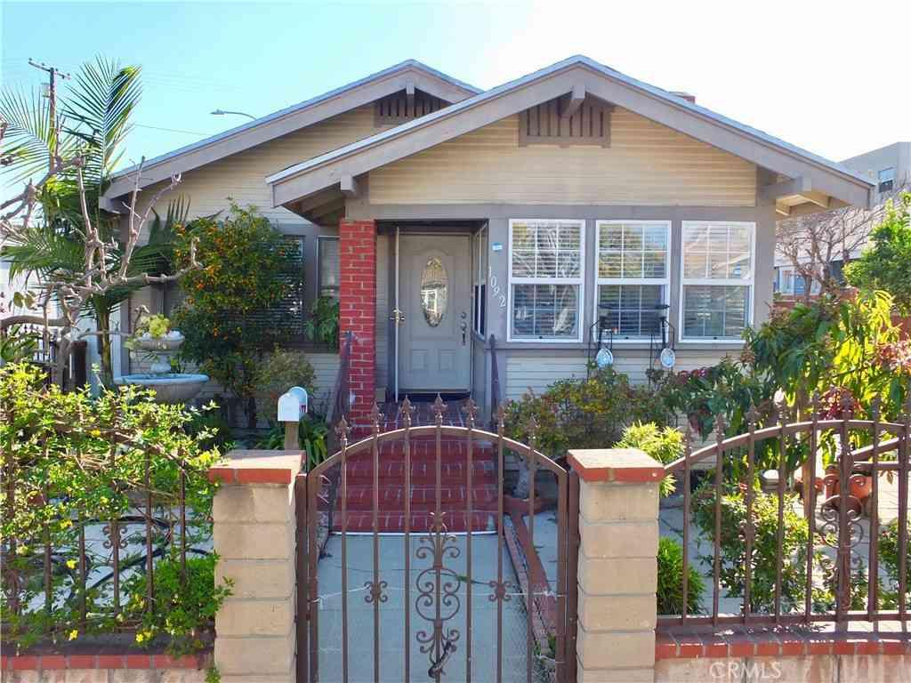 1092 Raymond Avenue, Long Beach, CA, 90804,