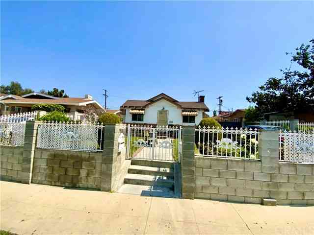 3990 Dalton Avenue, Los Angeles, CA, 90062,