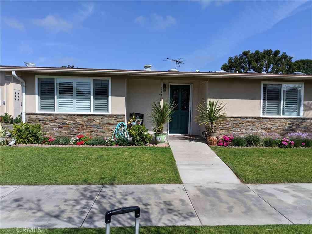 13580 Cedar Crest Ln#M5 #110F, Seal Beach, CA, 90740,